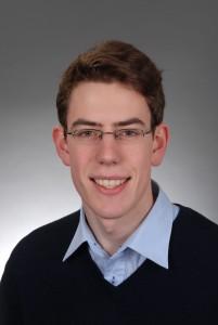 Julian Weigele studiert maschinenbau in Aachen